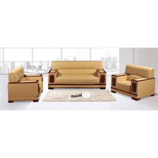 Bộ ghế sofa da cao cấp SF502 (Da thật)