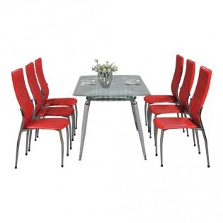 Bộ bàn ghế ăn Hòa Phát B58, G58
