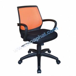 Ghế lưới nhân viên GL110 ( chân nhựa )
