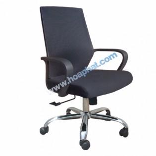 Ghế lưới nhân viên GL112 ( chân mạ )