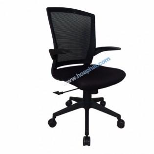 Ghế lưới nhân viên GL114 ( Chân nhựa )