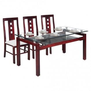 Ghế ăn gỗ tự nhiên TGA24N