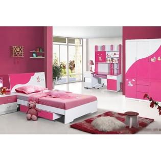 Bộ giường ngủ trẻ em GNE02