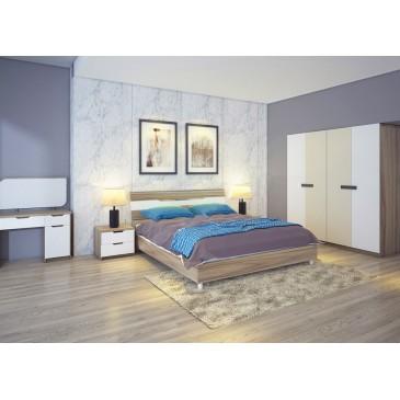Bộ giường tủ phòng ngủ GN304-18