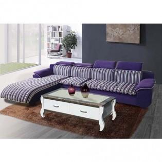 Bộ ghế sofa nỉ SF43-3