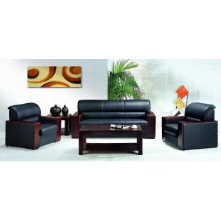 Bộ sofa bọc da cao cấp SF11