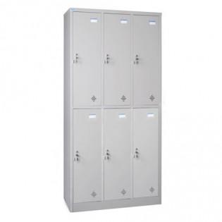 Tủ locker 6 ngăn TU982-3K