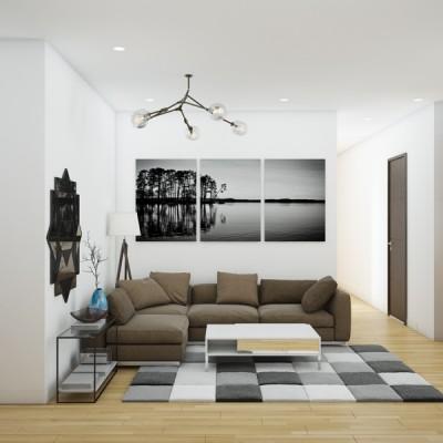 Apartments Interior Design 01